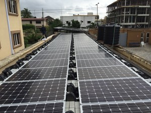 Small Scale Solar Panel system - icollaborativesystem.com